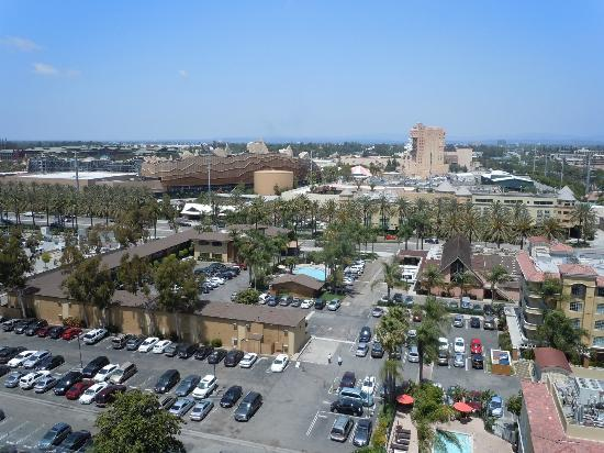 Sheraton Park Hotel At The Anaheim Resort Anaheim Ca