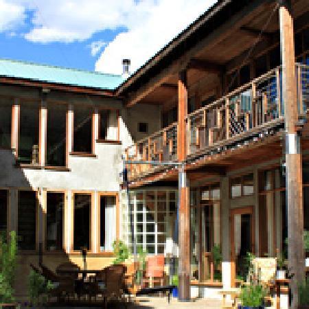 Ravencourt B&B : Courtyard
