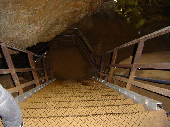 Rei Do Mato Cave: visita a la cueva