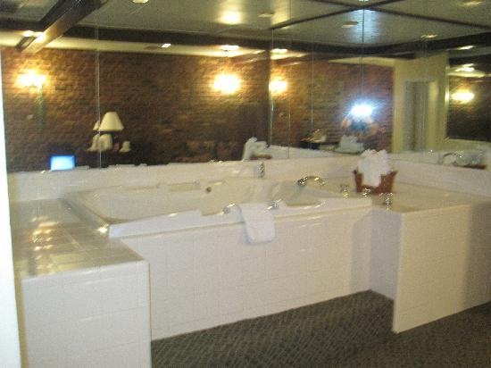Jacuzzi Suite - Sleeping Area - Picture Of Hotel St  Pierre  New Orleans
