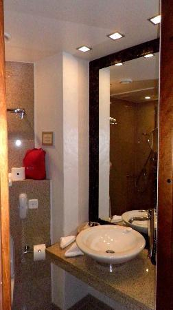 Savoy Boutique Hotel : dressing room