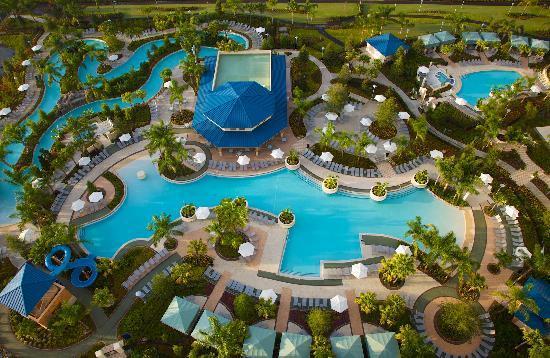 Hilton Hotel Near Seaworld Florida