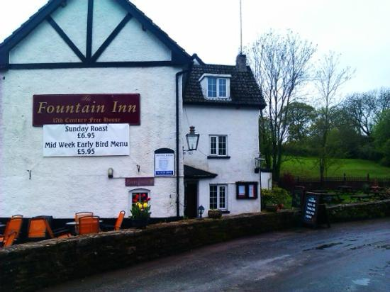 welcome to the fountaine inn