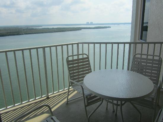 Lovers Key Resort: view