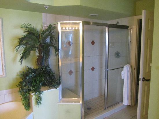 Lovers Key Resort: shower
