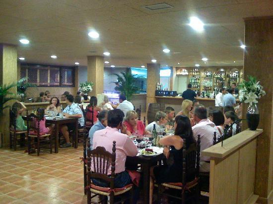 La Cabana Bar & Grill: La Cabaña Mojacar Playa