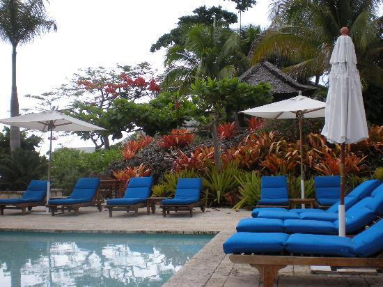 Round Hill Hotel & Villas: Pool area