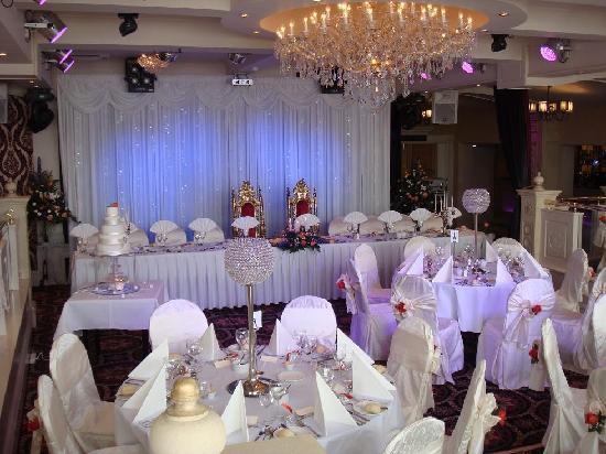 The Belfray Country Inn: Ballroom Wedding