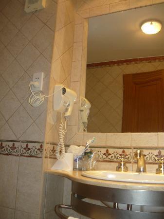 Rio Gallegos, อาร์เจนตินา: Baño muy cómodo
