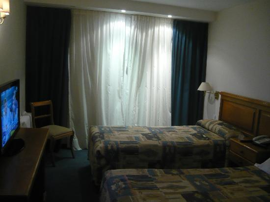 Hotel Santa Cruz: Habitación doble superior
