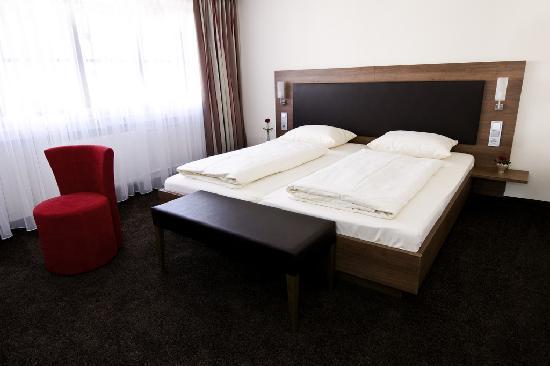 Schwanen Hotel: Doppelzimmer