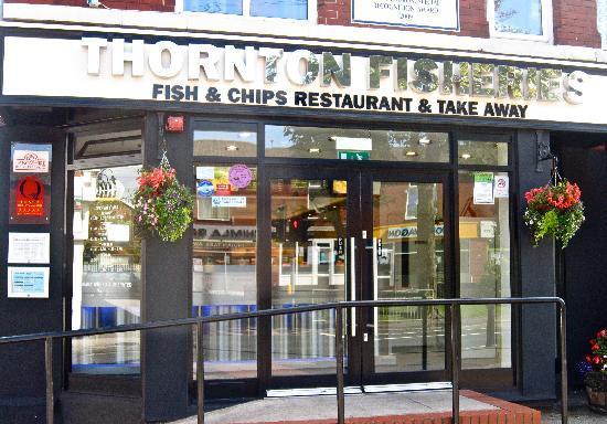 Thornton Fisheries: Shop