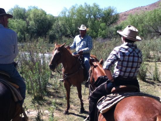 Circle Z Ranch : Plenty of trails with a wonderful selection of terain