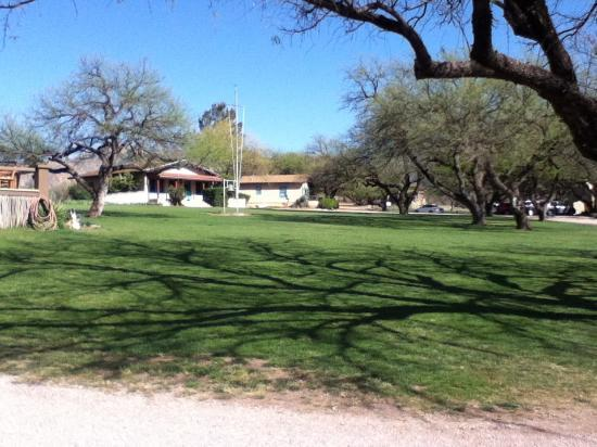 Circle Z Ranch: Lovely grounds