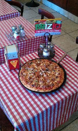 Brizio Pizza