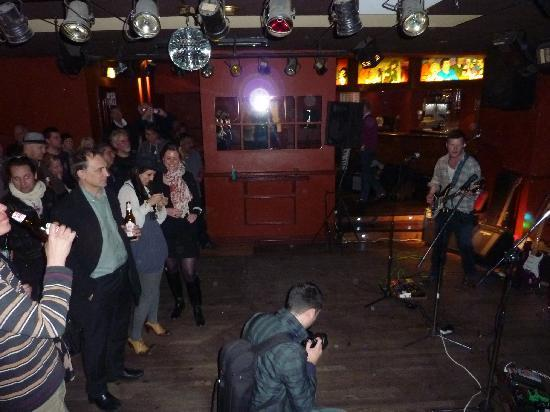 Red Room - Ealing Club - Picture of The Red Room, London - TripAdvisor