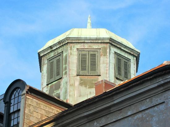 Cupola on Napoleon House