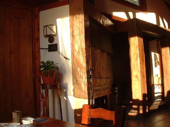 Pequeno Hotel del Maiten : Instalaciones