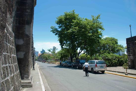Philippine Presidents' Gallery: Sta. Lucia in Intramuros is the location of the gallery