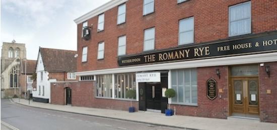 The Romany Rye Hotel