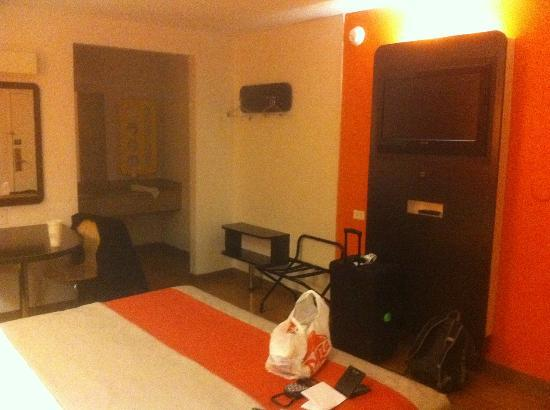 موتل 6 ألبوكيركي - كورز رود: Room