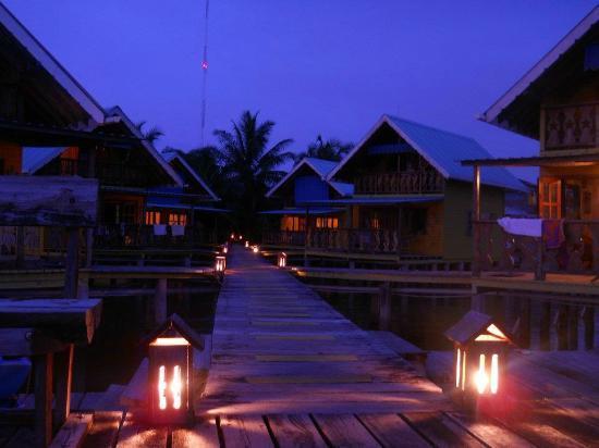 Koko Resort: El muelle <3