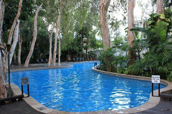 Grand Mercure Rockford Esplanade Palm Cove: Mercure Rockford Esplanade pool - a highlight