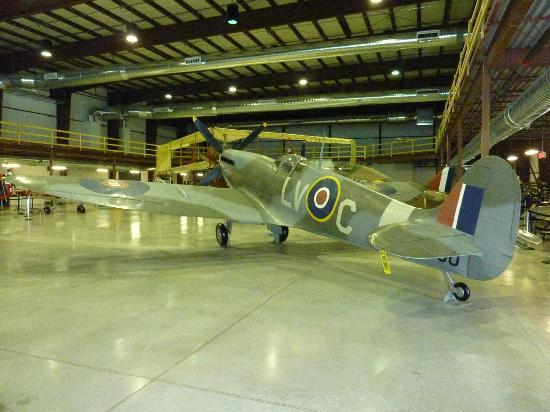 National Air Force Museum of Canada 사진