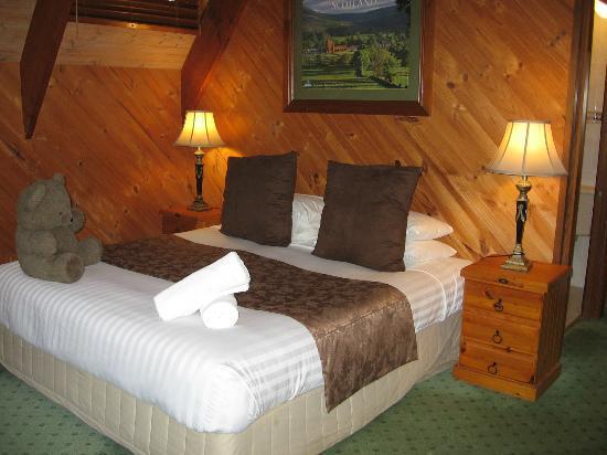 Mt Tamborine Stonehaven Guest House: Bedroom
