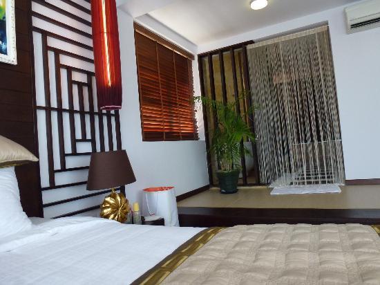 Villa Del Sol Beach Resort & Spa : Bedroom