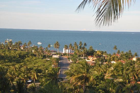 Salinas Maragogi All Inclusive Resort: Vista do Alto do Mirante