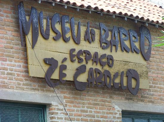 Museu do Barro e Museu do Forro