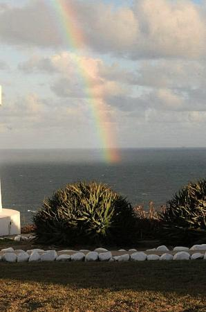 Cape Willoughby Lighthouse Keepers Heritage Accommodation: Gods Canvas