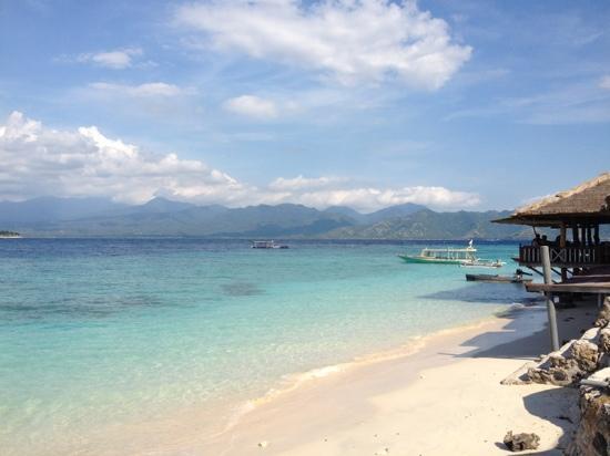 Luce d'Alma Resort & Spa: plages des Gili