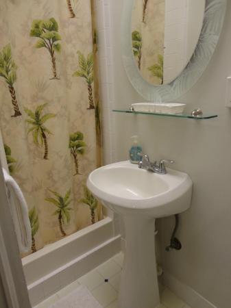Wailuku Guesthouse: Only slightly larger than an airline toilet