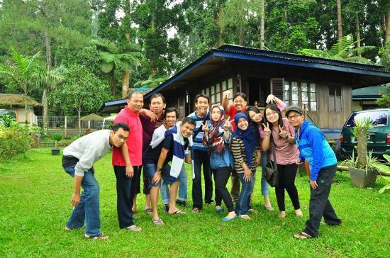Sukabumi, Indonesia: foto sebelum pulang