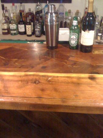 Rodeway Inn & Suites: Bar