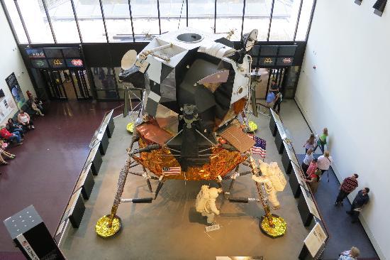 Apollo 11 Lunar Module - Picture of Smithsonian National ...