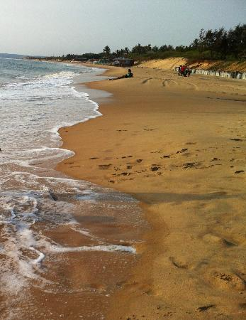 Vivanta by Taj - Holiday Village, Goa: the beach