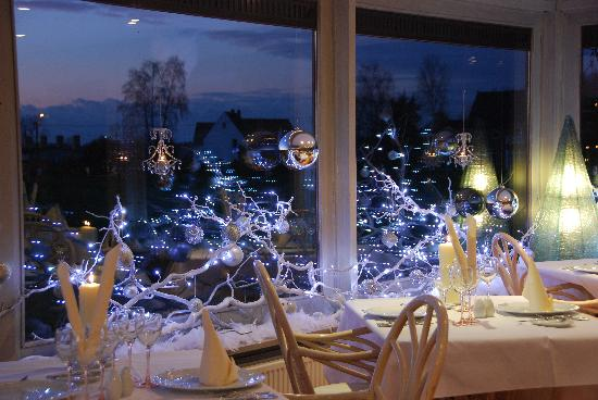 Hotel De Stokerij: christmas