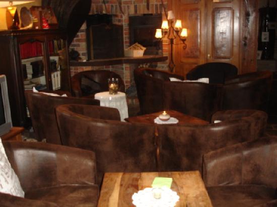 هوتل دي ستوكيريج: lounge bar