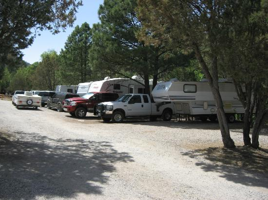 Bonito Hollow RV Park & Campground: Campground