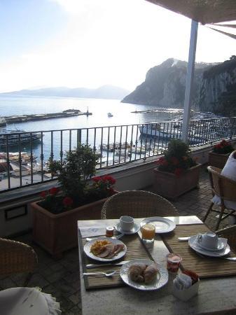 Hotel Relais Maresca: Breakfast Restrant