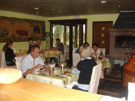 Hotel De Stokerij: restaurant