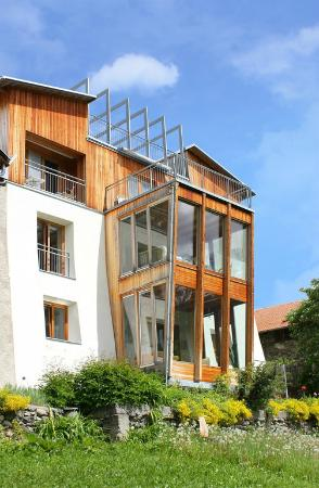 Sluderno, Италия: Pension Mairhof in Südtirol