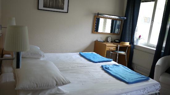 Hotel Bema: room