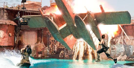 Jurassic Park Rapids Adventure® - Picture of Universal ...