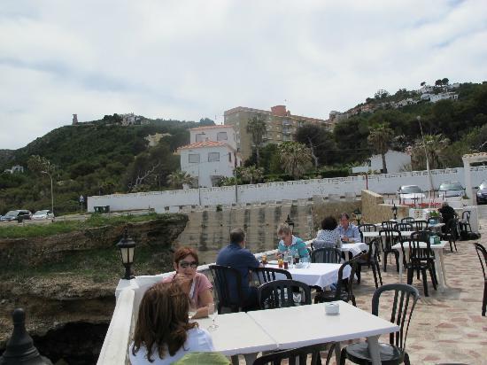 Restaurante Mena: Just chilling...