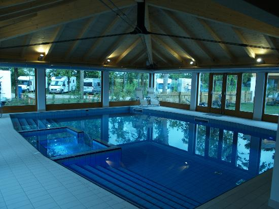 Superior Camping Venezia Village: The Indoor Pool
