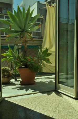 Hotel Ariston : Balcony